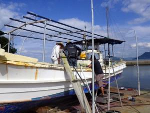 観光漁業を目指す