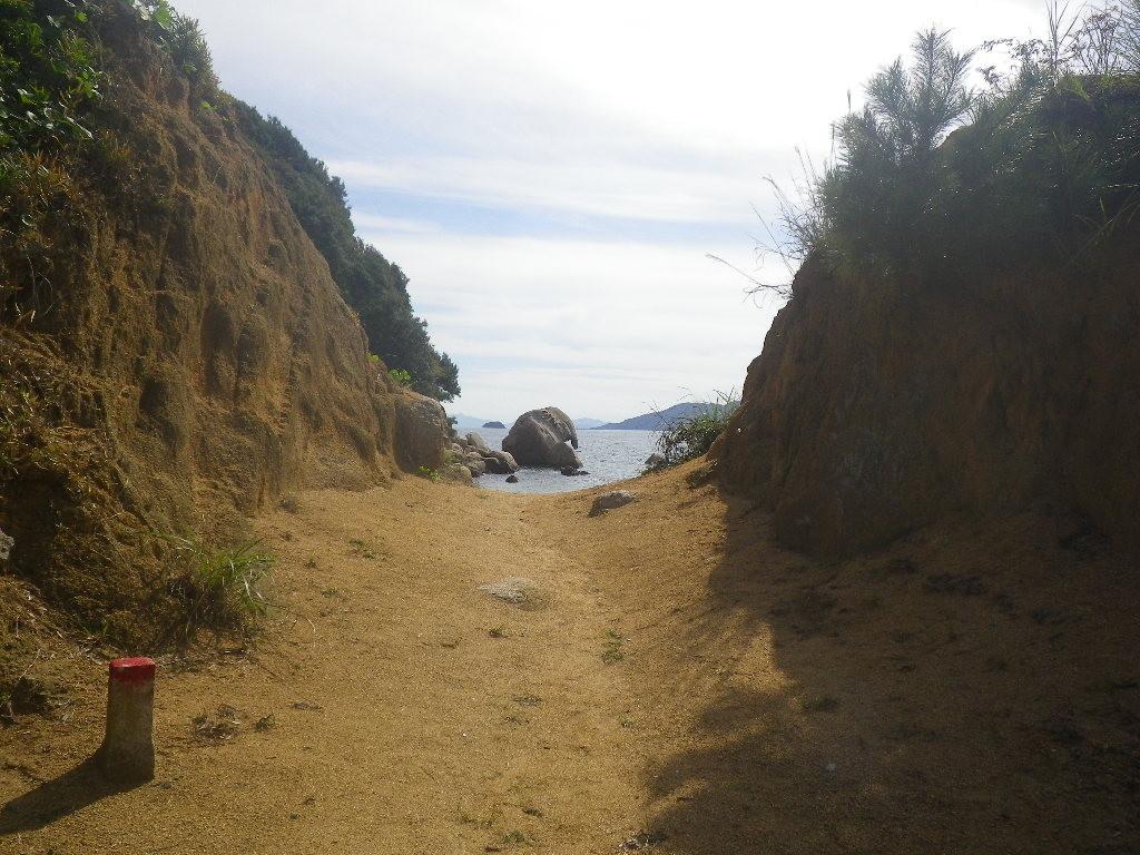 国の天然記念物、象岩