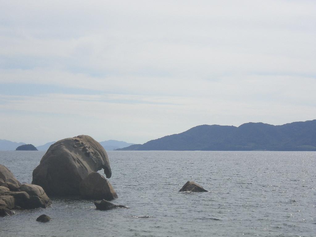 国の天然記念物「象岩」