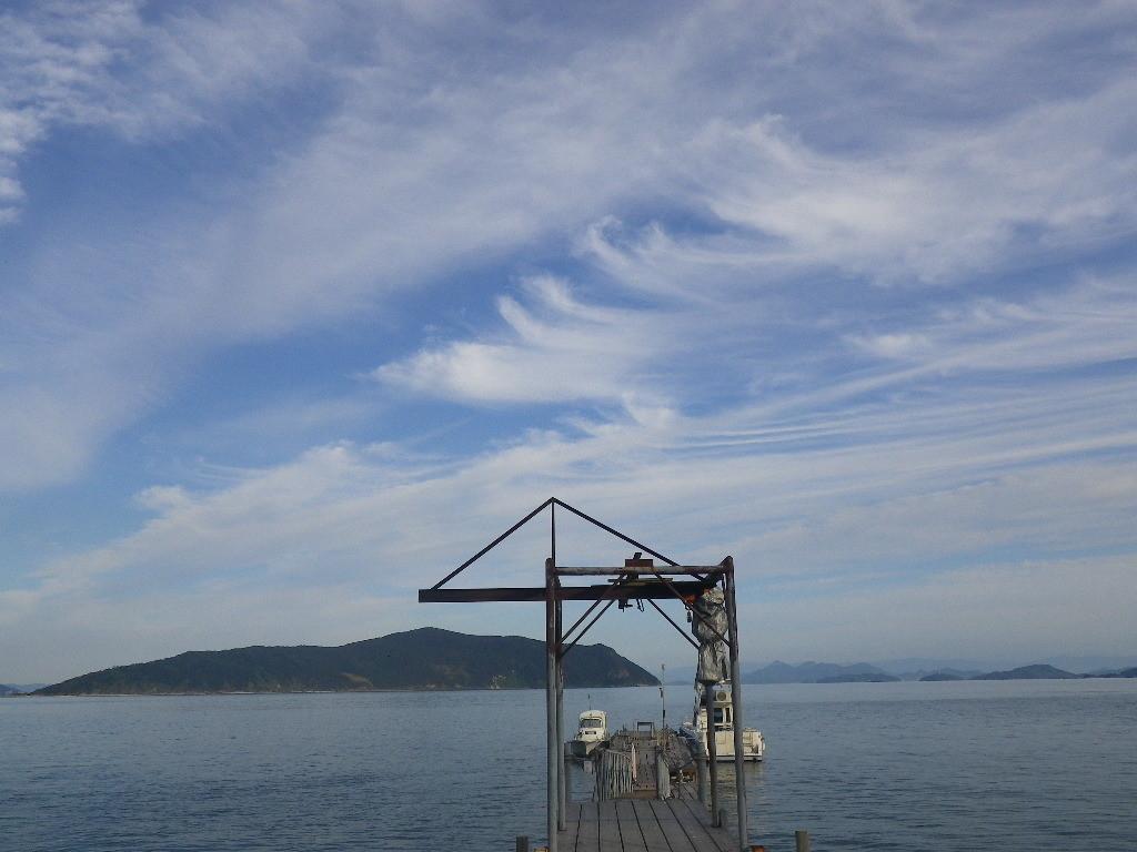 島宿三虎桟橋